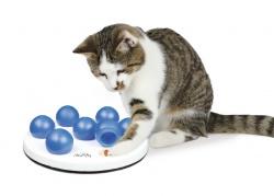 Cat Activity Solitaire 20cm Rosa (ej blå)