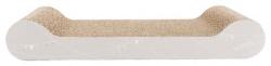 Junior klösbräda papp, 38 × 6 × 18 cm,ljusgrå
