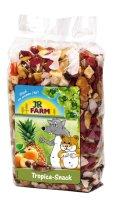 JR Farm Tropic-Snack torkade 200gr