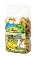 JR Farm bananskivor 150gr