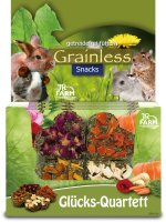 JR Farm grainless luck-quartet 60gr