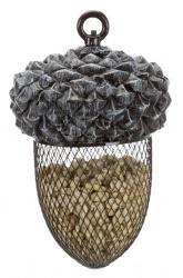 Vildfågelmatare Ekollon, 700 ml/14 × 22 cm