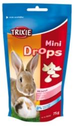 Mini Drops gnagare yoghurt 75 g