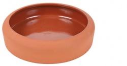 Keramikskål med rundad kant, 600 ml/ø 19 cm