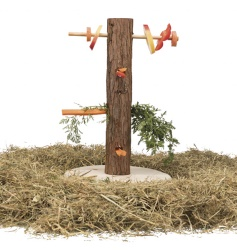 """NL""foderträd,ø 25 × 36 cm"""