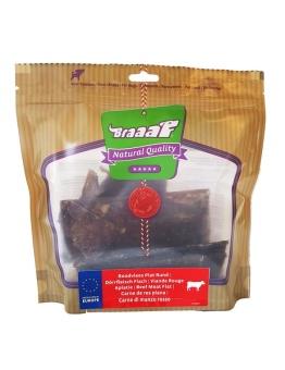 Braaaf Beef Meat flat 250g