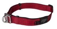 Rogz Safety halsband röd utility XL