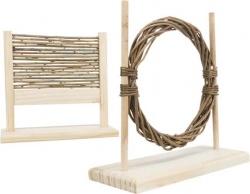Agility set med hinder och ring, 28 × 26 × 12cm