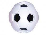 Hundleksak Latex - Fotboll - Ø13,5cm - Vit -