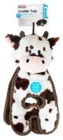 Cuddle tugs cow 40cm