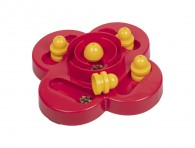 BrainBoard Plast - Flower - Ø30cm - Röd