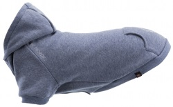 BE NORDIC hoodie blå