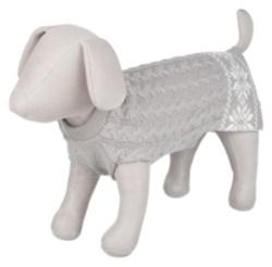 Granby pullover, grå , XS: 30 cm