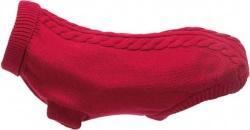 Kenton pullover, röd