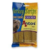Hundsnacks strips chicken 20st 200g
