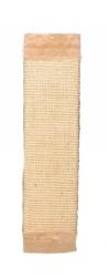 Klösbräda plysch/sisal 15x62cm