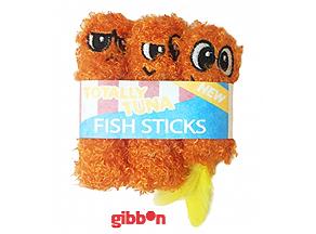 Kattlek Fish Sticks 3p