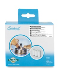 Drinkwell kolfilter t 360 3-pack