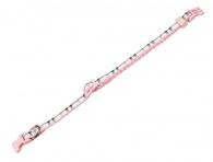 Halsband Nylon Tartan 10 mm