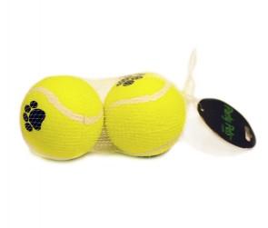 Tennisboll 8 cm 2-pack
