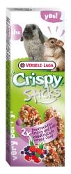 VL Crispy Sticks Kanin/Chinchilla Skogsfrukt 2-p