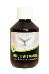 Multivitamin Gnagare 200 ml