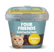 FF Cat Treat 100g Kyckling