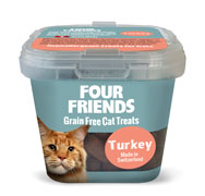 FF Cat Treat 100 g Turkey