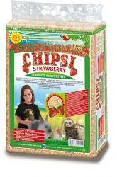 Burspån Chipsi Strawberry 60 L