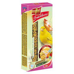Smakers kanarie 3 in1 frukt/honung/ägg
