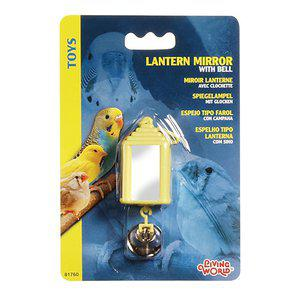 Lanterna m spegel