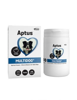 Multidog Tablett 150st