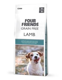FourFriends Grain Free Lamb 12 Kg