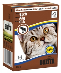 Bozita Katt tetra 370 g Bitar i gelè