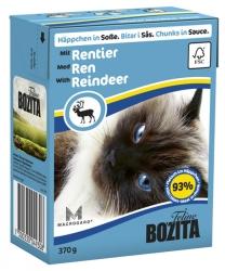 Bozita Katt tetra 370 g bitar i sås