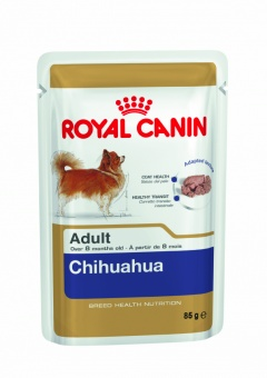 Wet dog Chihuahua 85 g
