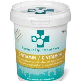 Svenska Djurapotekets C-vitamin