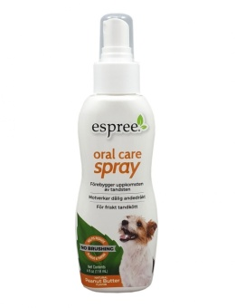 Oral Care Spray – Peanut Butter