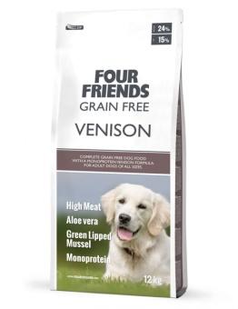 FF Dog Adult Grain Free Venison