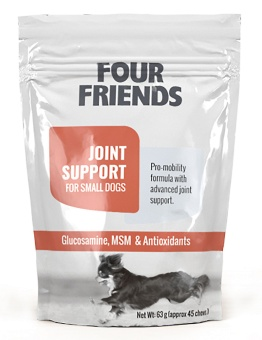 FourFriends Joint Support Small Dogs