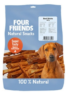 FFD Beef Sticks 400g