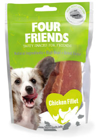 FourFriends Godis FFD Chicken Fillet 400g