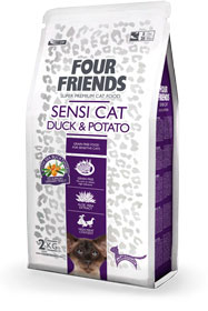 FourFriends Sensi Cat  12kg