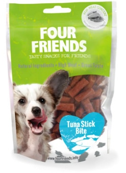FourFriends Godis FFD Tuna Stick Bite 100g