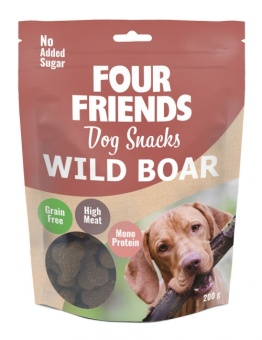Dog Snacks Wild Boar 200g