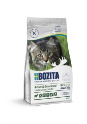Bozita Active & Sterilized Grain Free Lamb