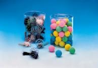 Skumgummiboll 4 cm