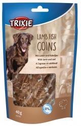 PREMIO Lamb fish Coins, 40 g