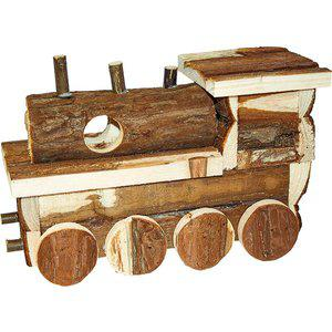 Hamsterhus lokomotiv 10x26x17cm
