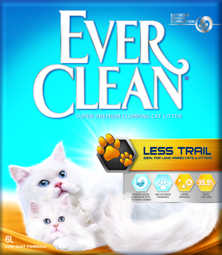 Ever Clean Litterfree Pawsl 10 L